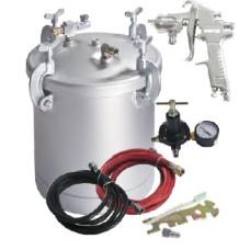 8l HP Spray gun kit.
