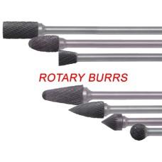 Rotary burrs (carbide)