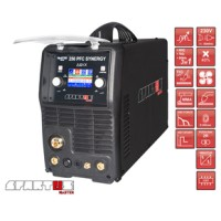 Mig/Mag welder Master Mig 250PFC Synergi