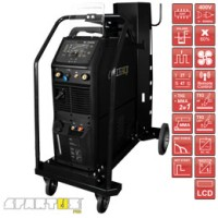 Tig welder Pro Tig 321PW Ac/Dc water cooled