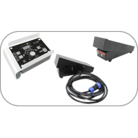 Foot pedal/controll panel