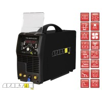 Tig svets Pro Tig 400P Ac/Dc